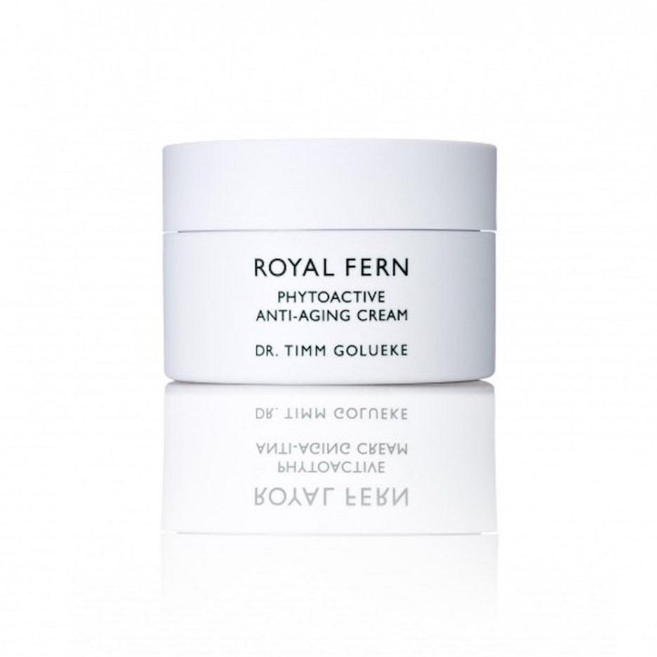 Dr. Timm Golüke's Royal Fern Phytoactive Anti-Aging Cream
