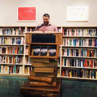 Powells Book Release, Portland, OR