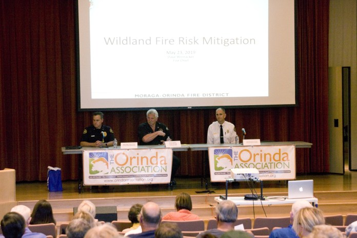 Emergency Forum Aims to Prepare Residents for Devastating