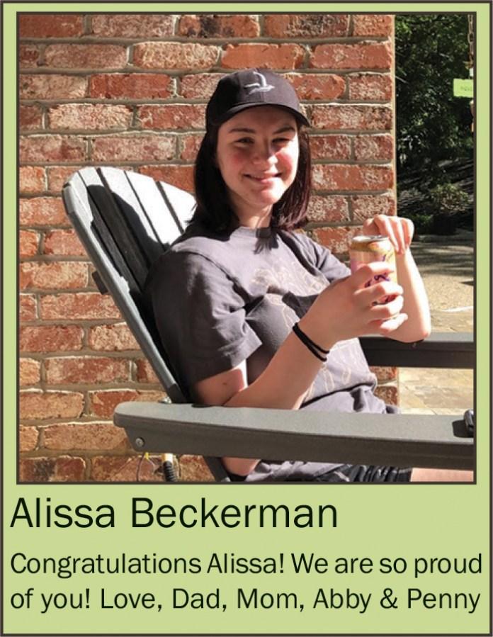 Alisa Beckerman June 2020
