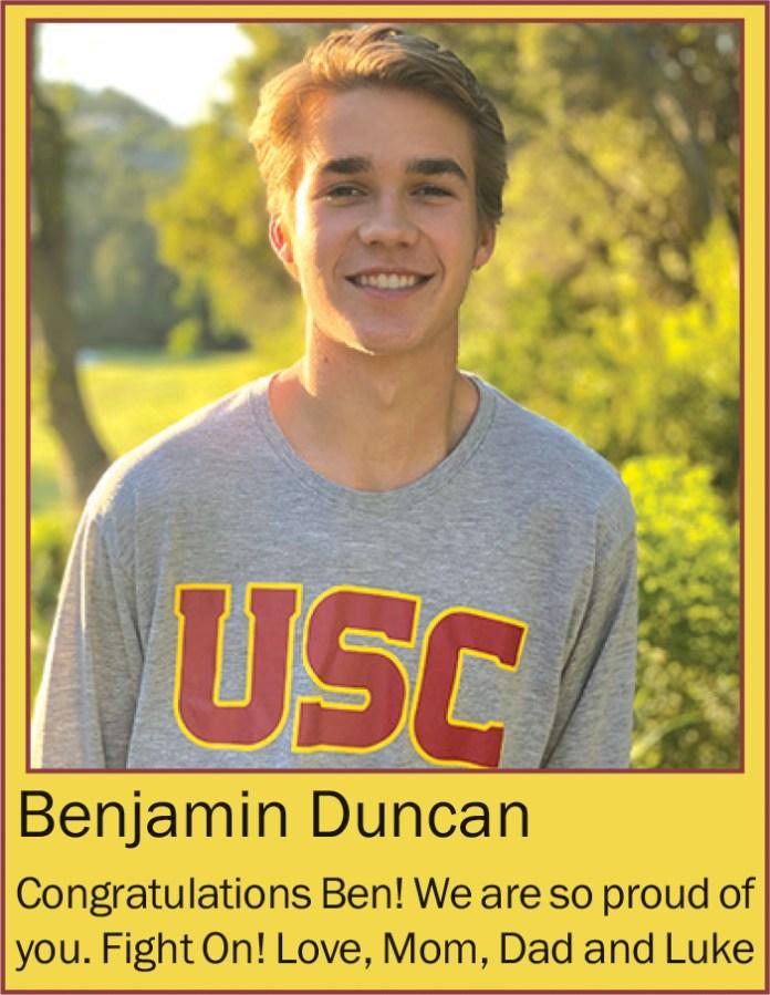 Ben Duncan June 2020