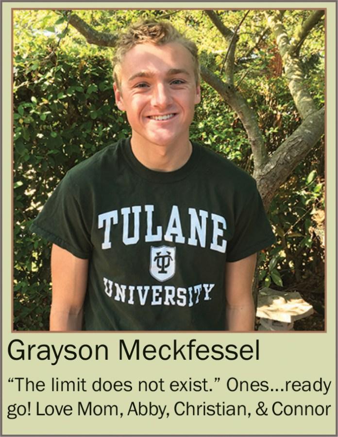 Grayson Mcfessell June 2020