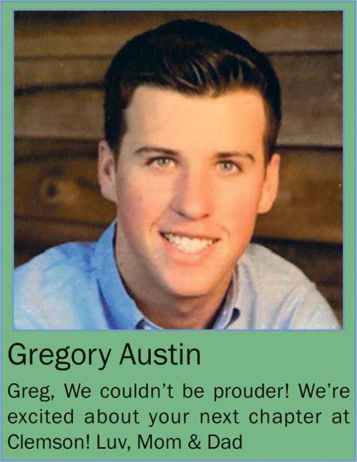 Gregory Austin June 2020