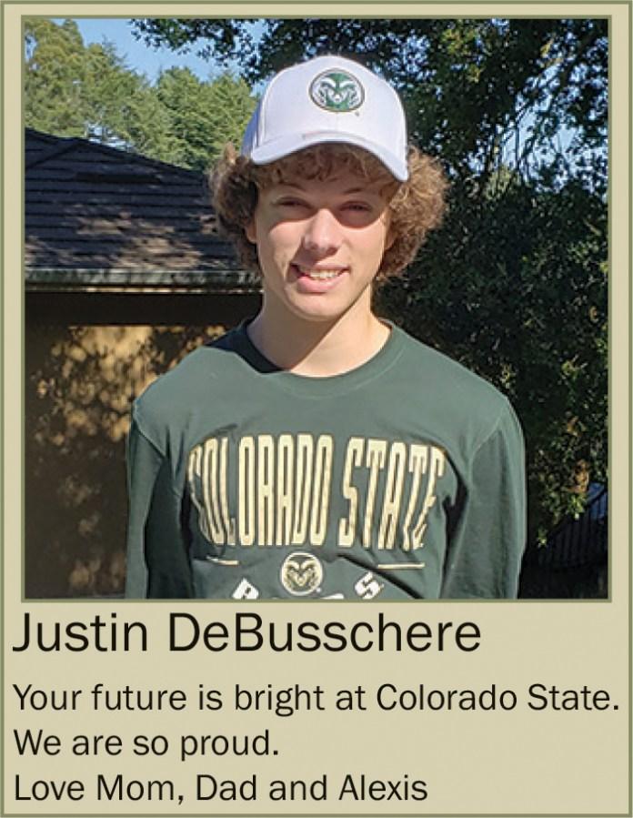 Justin DeBusschere June 2020