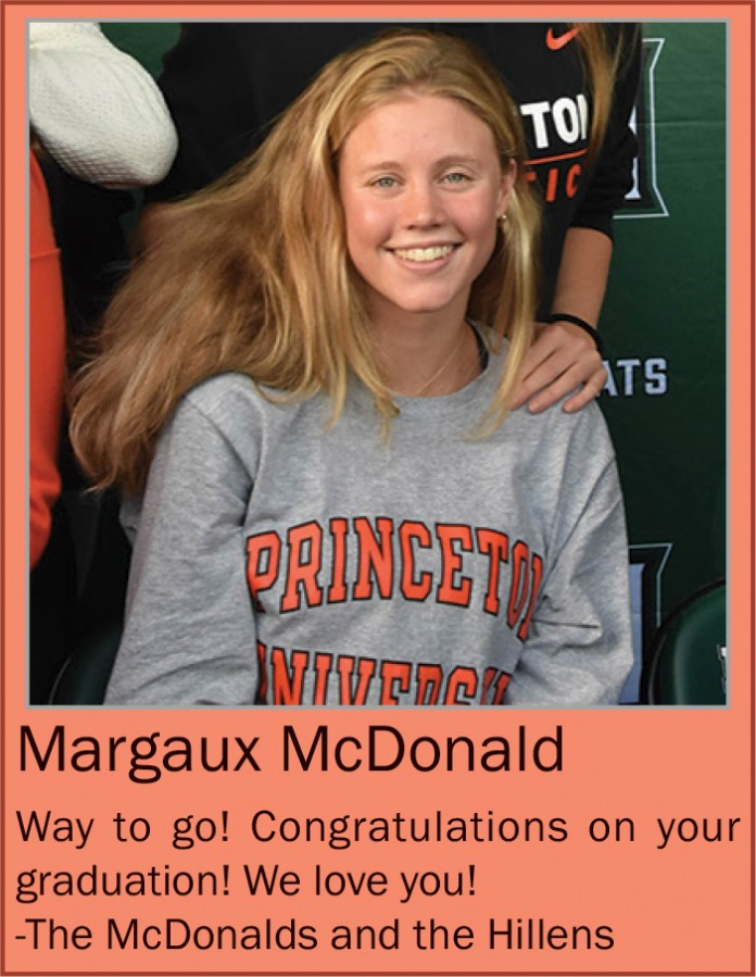 Margaux McDonald June 2020