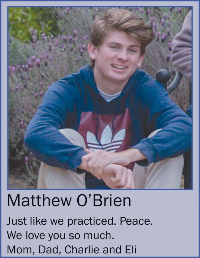Matthew O'Brien June 2020