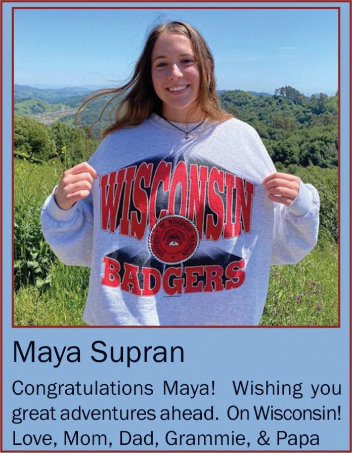 Maya Supran June 2020