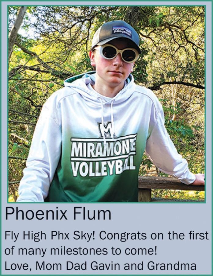 Phoenix Flum June 2020