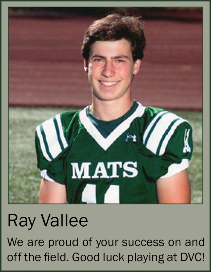 Ray Vallee June 2020