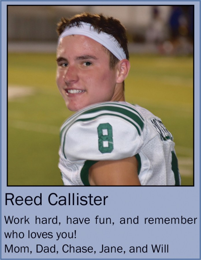 Reed Callister JUNE 2020
