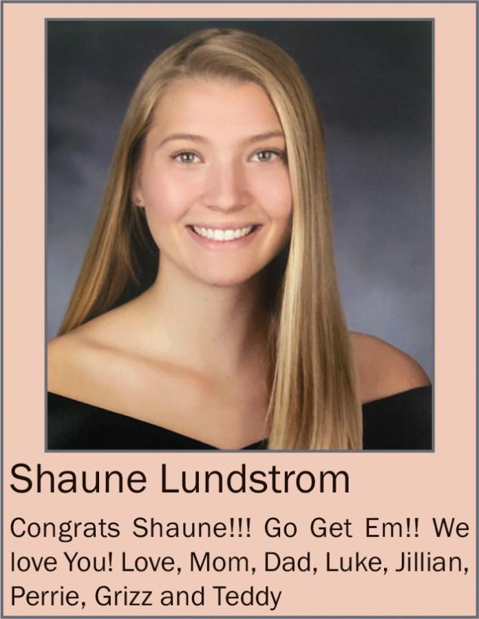 Shaune Lundstrom June 2020