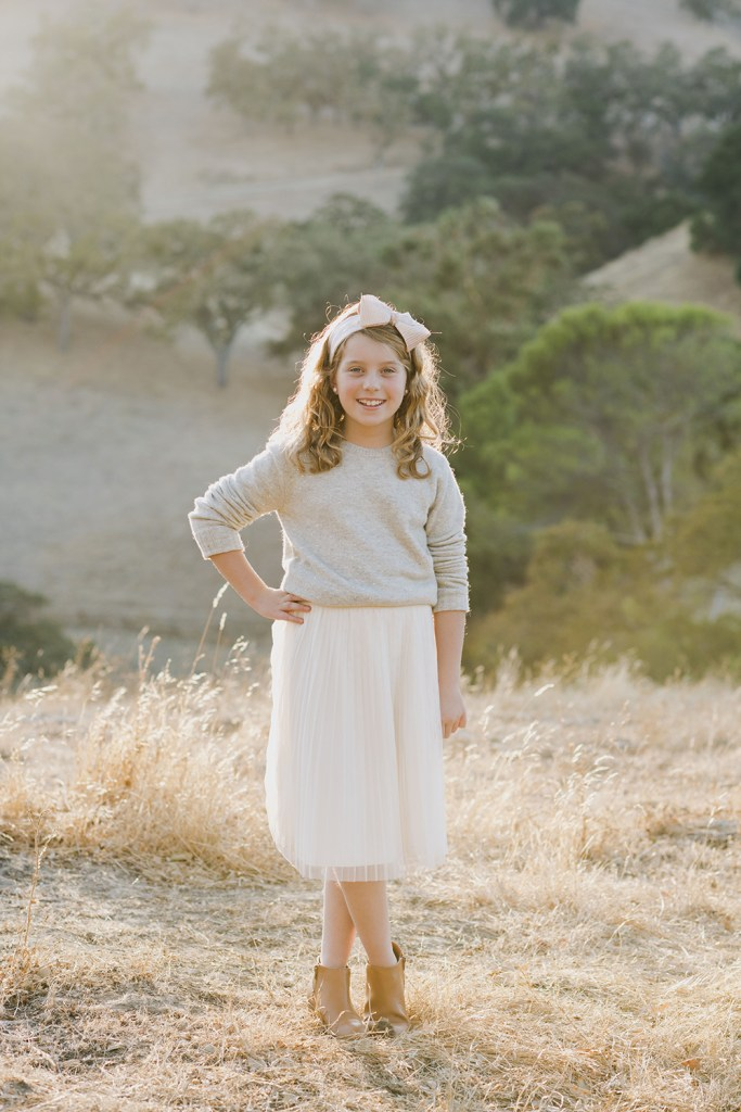 """(Photo courtesy of Mucha Family)Isabella Mucha was the Audience Award Winner in Lamorinda Idol Winter Edition. The fourth grader at Del Rey Elementary School sang """"How Far I'll Go"""" from the movie Moana."""