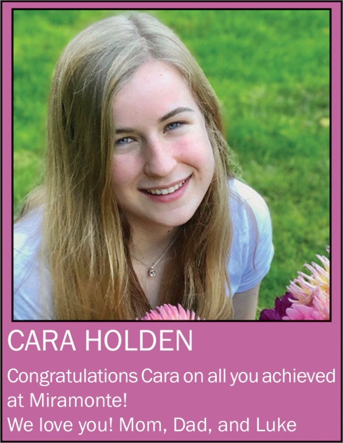 Clara Holden June 20201
