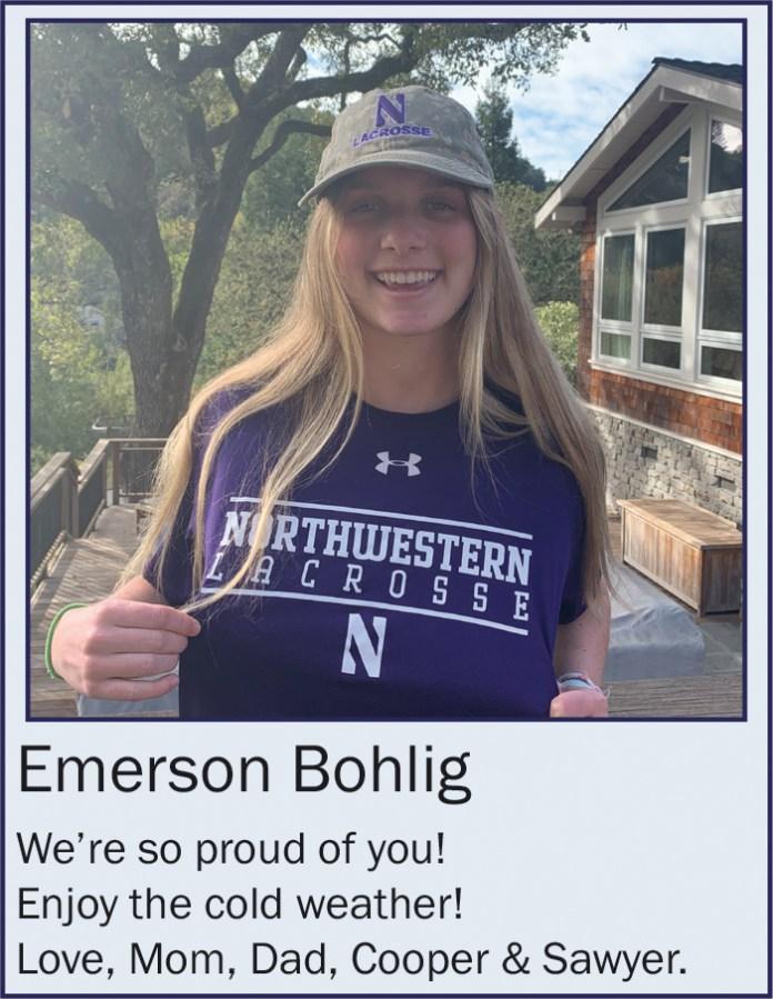 Emerson Bohlig June 2021