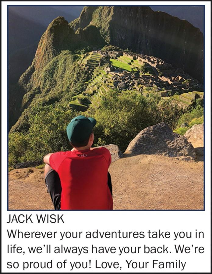 Jack Wisk June 2021