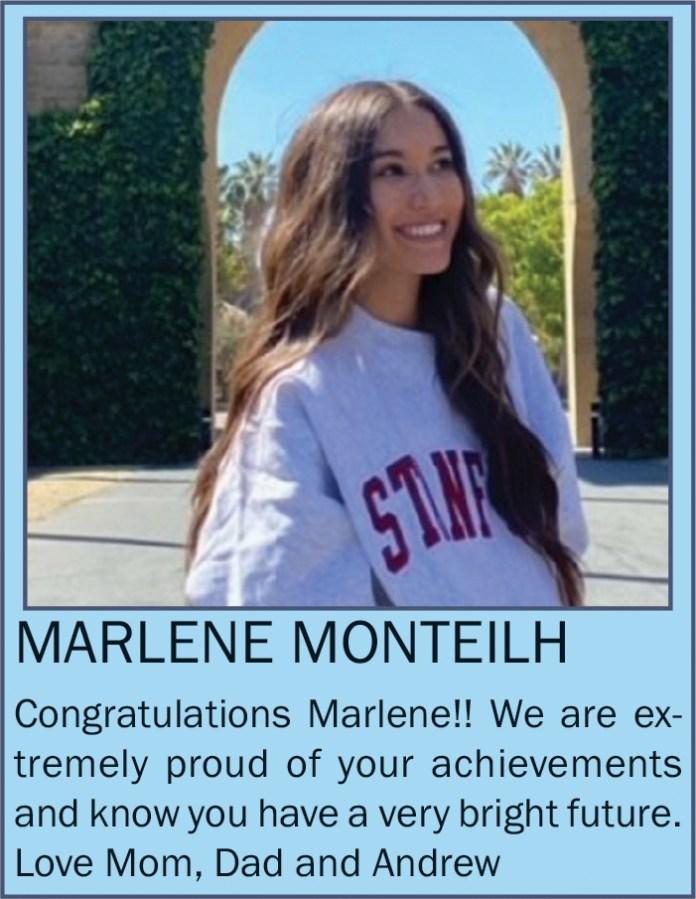 Marlene Monteilh June 20201