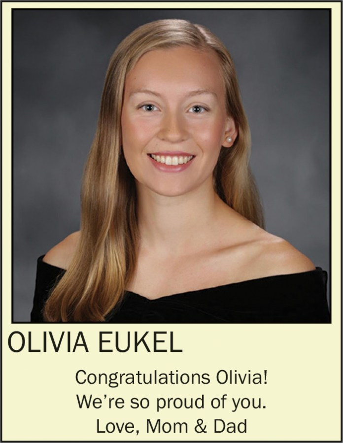 Olivia Eukel June 2021
