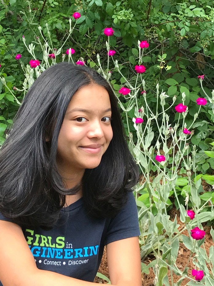 """(Courtesy of Chaya Tong)Recent Miramonte graduate Chaya Tong was one of the winners in the essay/memoir/biography category for her memoir """"The Memory Keeper."""""""