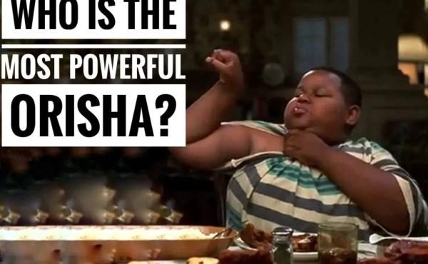 The Orisha   Center for Ifa and Yoruba tradition - The Orisha