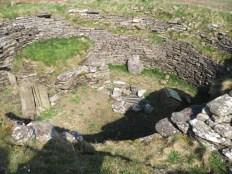 Broch of Burroughstone, Shapinsay credit Bell