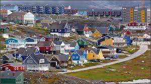 Nuuk capital of Greenland