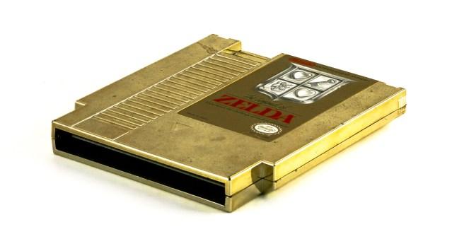 The_Legend_of_Zelda_-_Golden_Catridge