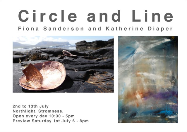 Circle and Line Poster1