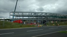 new hospital under construction