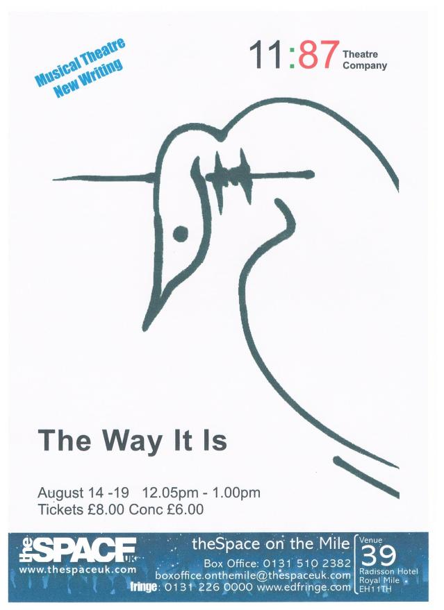 way it is poster 001