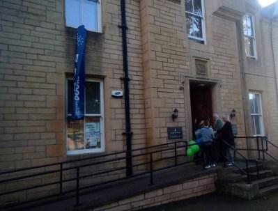 Kirkwall Sheriff Court