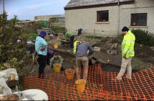 Excavations at Palace Village, Birsay