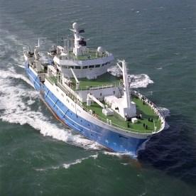 Marine Scotland Survey Vessel. MV Scotia