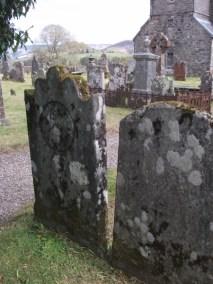 Kilmichael Glen graveyard