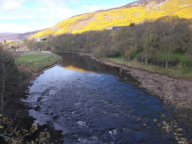 river at Helmsdale