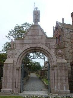 Kirkwall war memorial