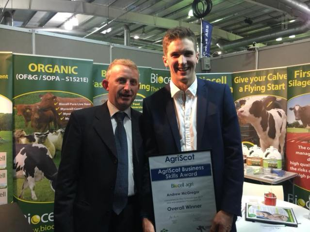 Agriscot first