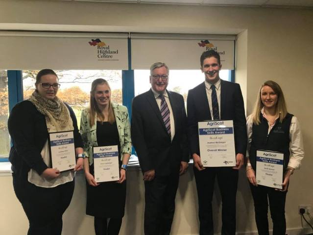 Agriscot Winners