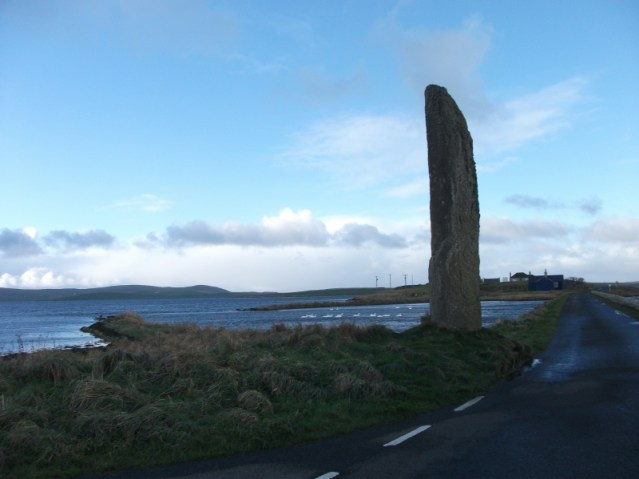 The Watch Stone Stenness