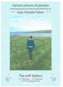 Iulia Viorela Fisher poster