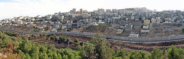 Shufat Refugee Camp