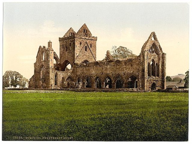 Sweetheart Abbey Dumfries