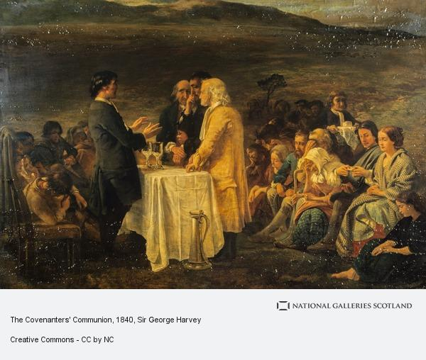 the Covenanters Communion