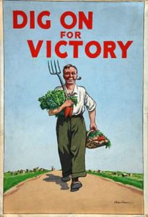 Food Poster WW2