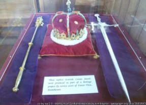 Honours of Scotland