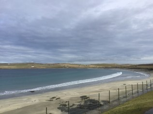 Bay of Skaill, 08/03/2018 F Grahame