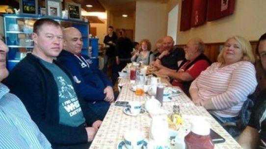 Veterans Breakfast March; Mark