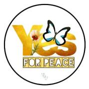 Yes for Peace circular