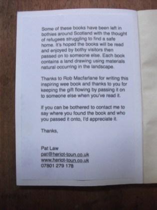 MacFarlanes Book Label B Bell