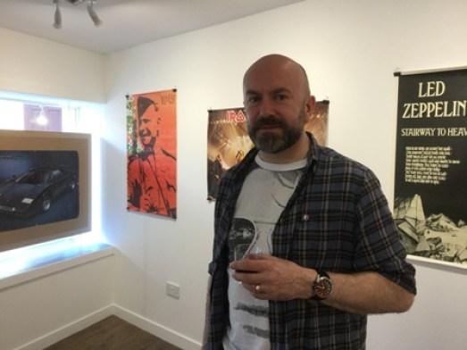 Robert Leslie exhibition