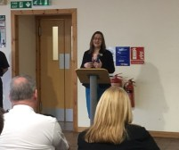 Kirsty Darwent SFRS Chair of Board
